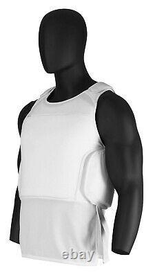 Premium Quality ISRAELI Bulletproof Concealable Body Armor LEVEL IIIA