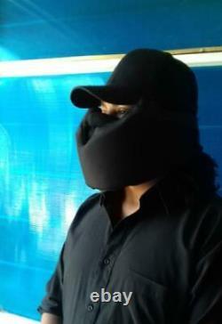 Premium Quality ISRAELI Bulletproof mask & cap Set LEVEL IIIA