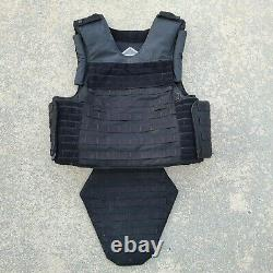 Protech Tactical SWAT Armor Level IIIA Body Armor Bullet Proof Vest X-LARGE 5