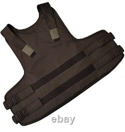 SALE 5xl Level IIIA bullet proof vest IN STOCK 3a Stop 44 Mag UHMWPE armor 4xlt