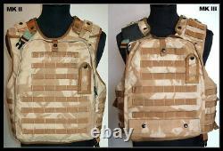 SALE! Body armor carrier with IIIA armor Body armor bullet proof vest (L)