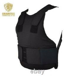 SOFT SHELL Bullet Proof Protection Level NIJ-IIIa UHMWPE Multi-Layer Fabric Vest