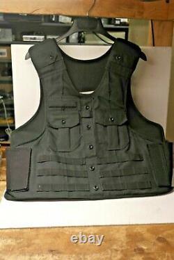 Safe Life Defense bullet proof Vest Size xl sld-plus-tusc-b-xl