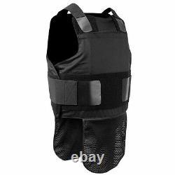 SecPro CVIIIA Body armor, Bulletproof Vest NIJ 06 Level IIIA Large