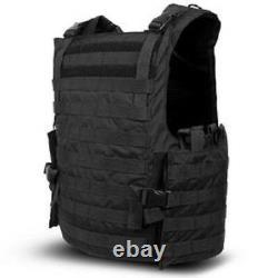 SecPro Titan Tactical BulletProof Assault Vest Level-IIIA Military Grade Vest