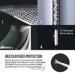 SentryShield Level IIIA 10mm Thin Lightweight Bulletproof Backpack Armor Insert