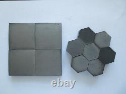 Silicon carbide(SIC) Ceramic block(Use for bullet proof plates)