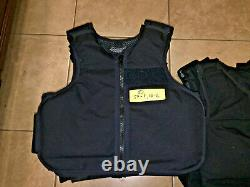 Small Body Armor Bullet Proof Vest With Plates / panels level II 90