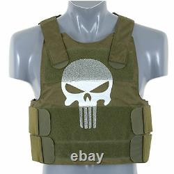 Stab and Ballistic Resistant Body Armour Vest. Stab Proof / Bullet Proof Vest