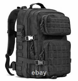 Tactical Molle Backpack 45L with Bulletproof Panel Insert NIJ LEVEL IIIa
