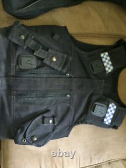 Tactical bulletproof vest body armor lvl II vest Small
