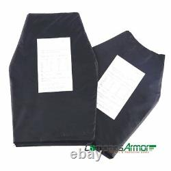 Ultra Thin T shirt Vest Body Armor Concealed Bulletproof made with Kevlar IIIA