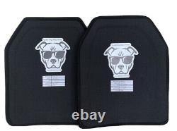 Ultralight level 3a body armor Bulletproof Plates