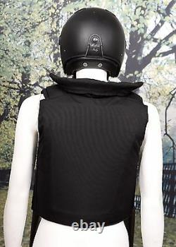 XL personal body armor LEVEL 3A bulletproof vest (israeli made NIJ0101.06 STD)